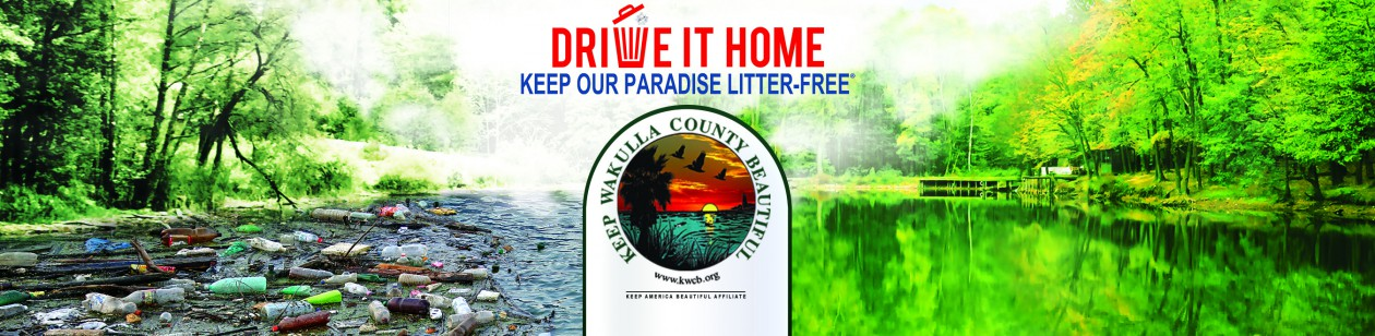 KEEP WAKULLA COUNTY BEAUTIFUL