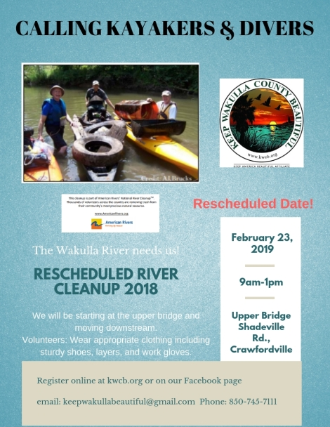 2018 river cleanup flyer rs