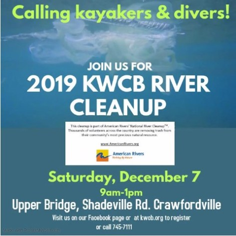 2019 River cleanup